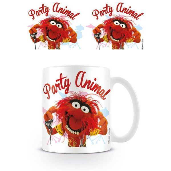 The Muppets Show Animal - Mug Hole in the Wall Hole in the