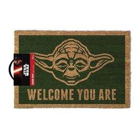 Star Wars Yoda - Tapis brosse