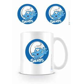 Smurfen Logo - Mok