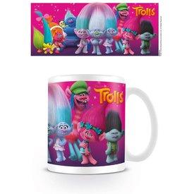 Trolls Characters - Mok