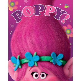 Trolls Poppy - Mini Poster