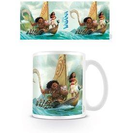 Vaiana Boat - Mok