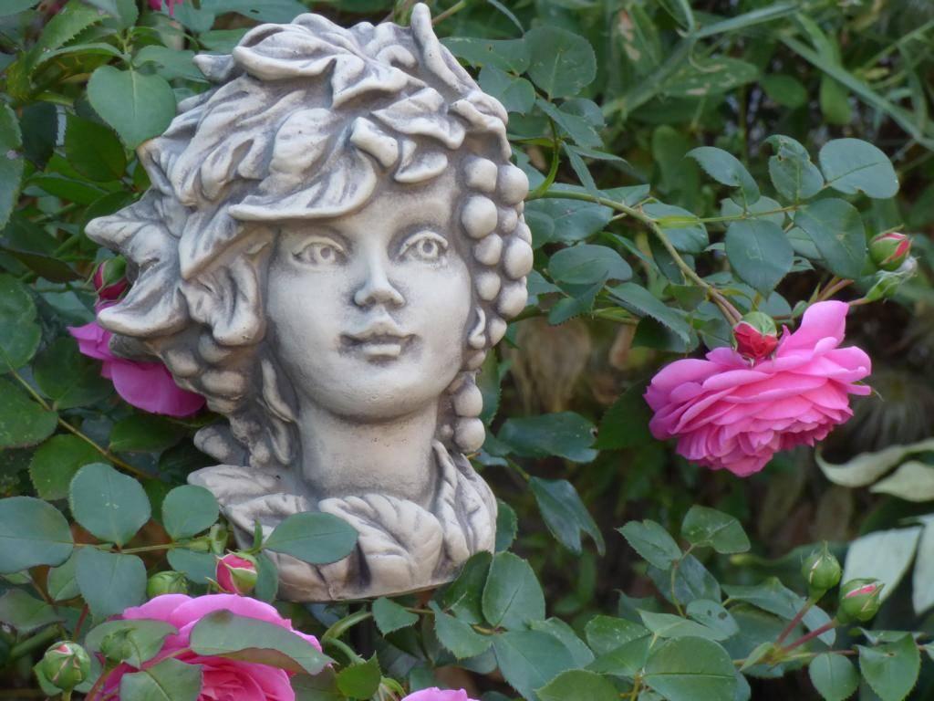 Blumenkind Herbst