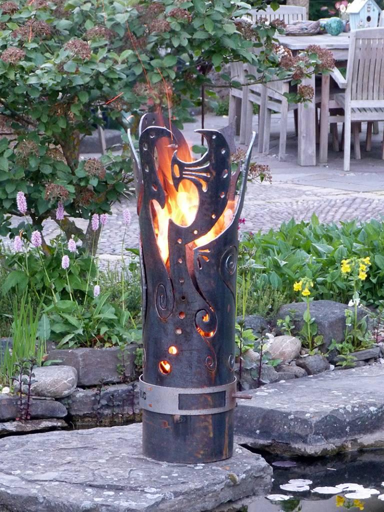 Heimeliges Schwedenfeuer