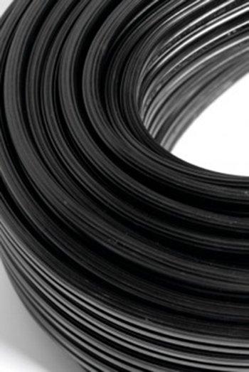 Grundleitungskabel 2-adrig 10/2 120m Rolle