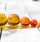 Glaskugeln orange