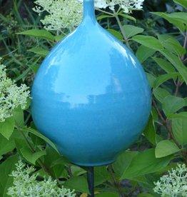 Keramik-Zwiebel türkis