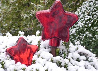 Gartenstecker Weihnachten.Weihnachten Gärten Für Auge Seele