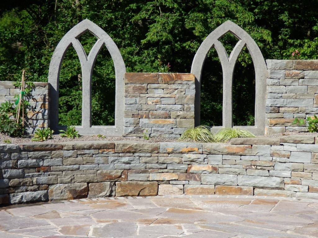 Gotische Fenster