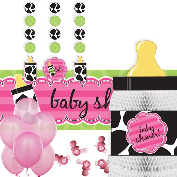 Baby Shower feestpakket CowGirl!