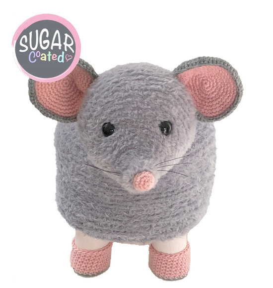 Kraamcadeau  SugarCoated  Krukje Mouse Misty