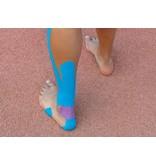 3NS Textape elastische tape blauw