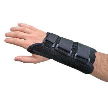 Comfort wrist brace black
