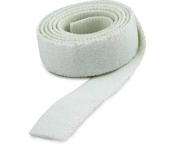 VELCRO® brand Elastic loop tape white