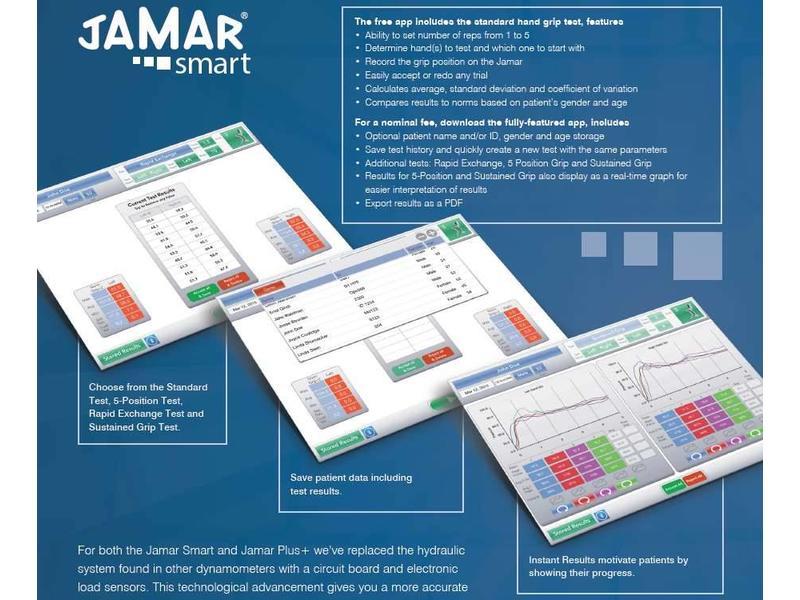 Jamar dynamomètre hydraulisch - Copy