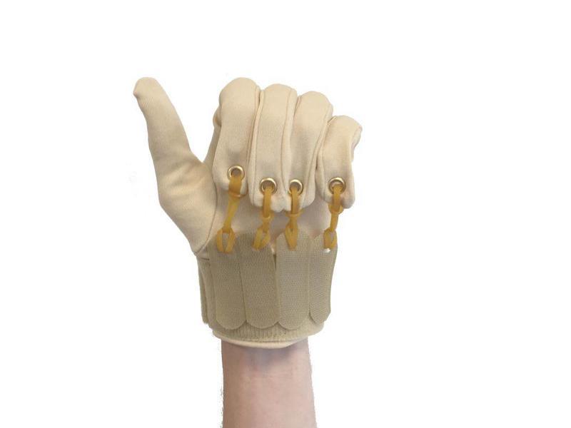 Vinger flexie handschoen