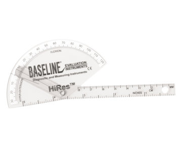 Flexie-hyperextensie vinger goniometer HiRes