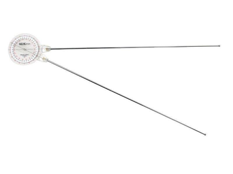 Baseline Uitschuifbare goniometer