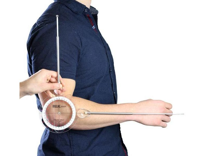 Baseline Extendable goniometer