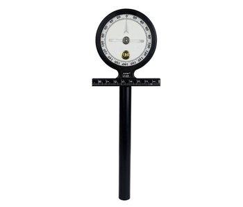 Wrist inclinometer