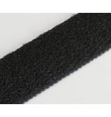 VELCRO® brand Elastisch Lusband zwart