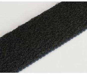 VELCRO® brand Elastischen Flauschband Schwarz
