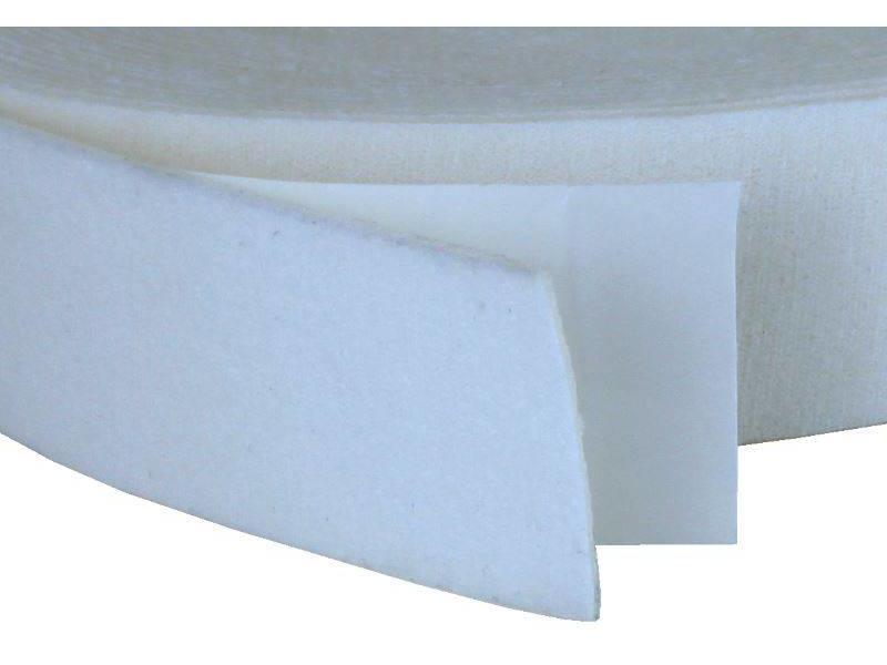 Zelfklevend Badstoffoam wit - versie 2