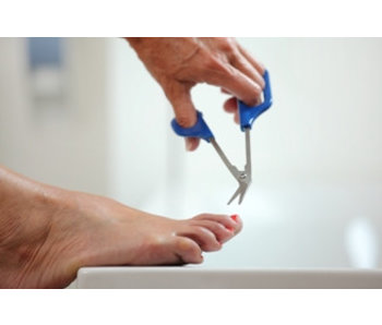 Long toenail cutter Peta