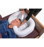 Lavabo gonflable pour le lit