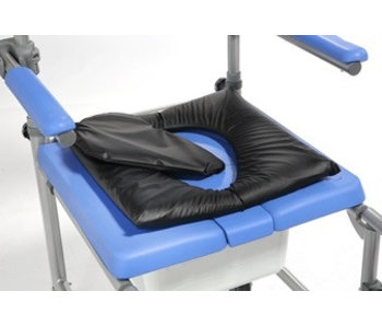Gel / visco cushion for toilet seat