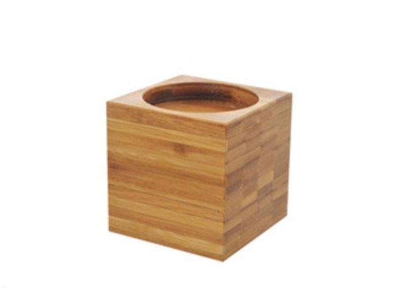 Möbelverstärker aus Bambus 9,3 cm - 4er Set