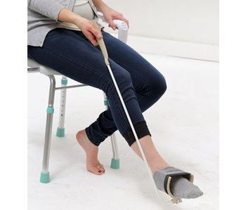 Bas attracteur / étendu extracteur de chaussures