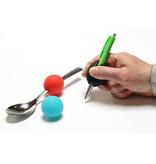 Épaississement des couverts ou stylos GripoBalls