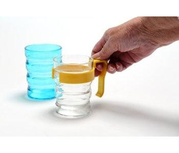 Bekerhandvat voor rillenbeker of Novo Cup