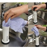 Wrapping system for the dishcloth