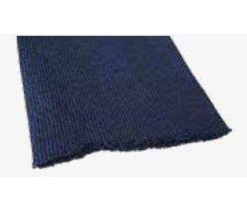 Gipskous blauw elastisch