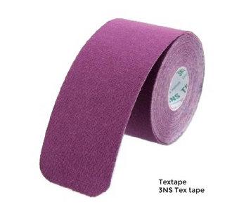 Textape elastisches Band lila