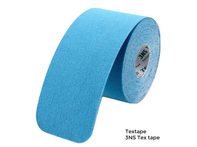 3NS Textape elastisches Band blau