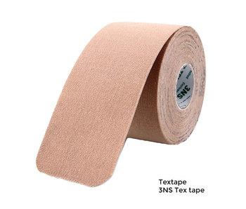 Textape elastische tape beige