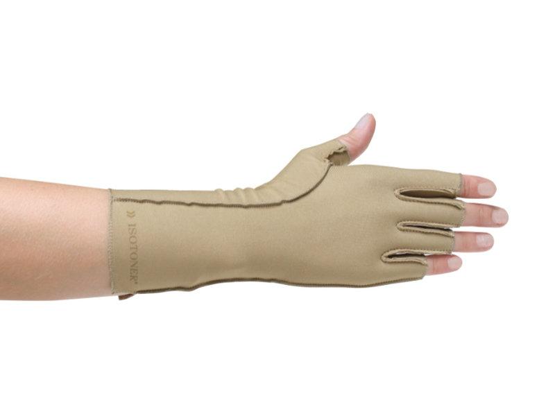 Isotoner therapeutische compressie handschoen