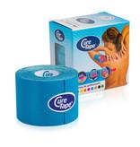 Curetape blue 5 cm - 6 rollen