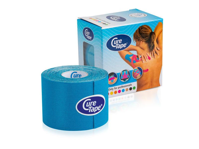 Curetape blue 5 cm - 6 rolls