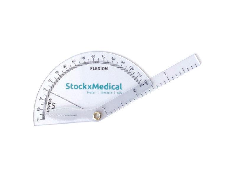 Vinger goniometer