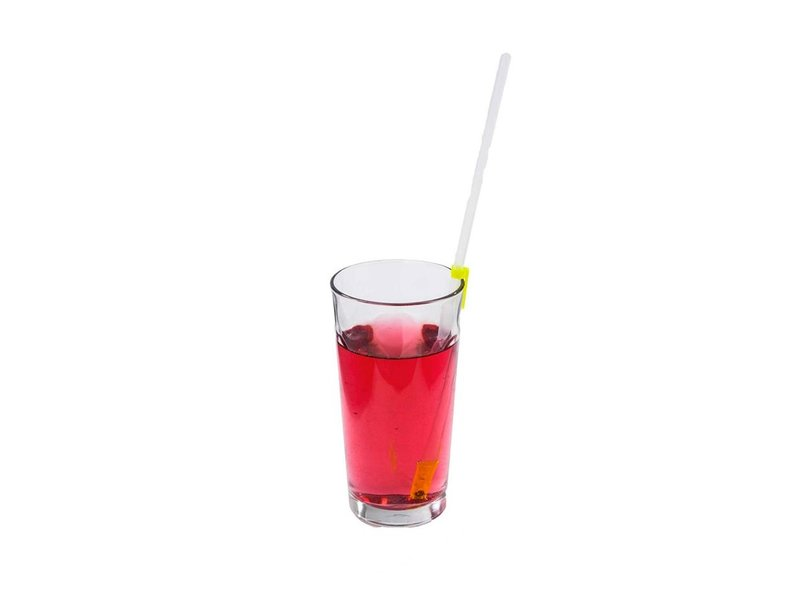 'One-Way' straws