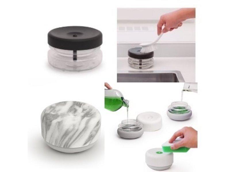 Distributeur de savon pour une seule main