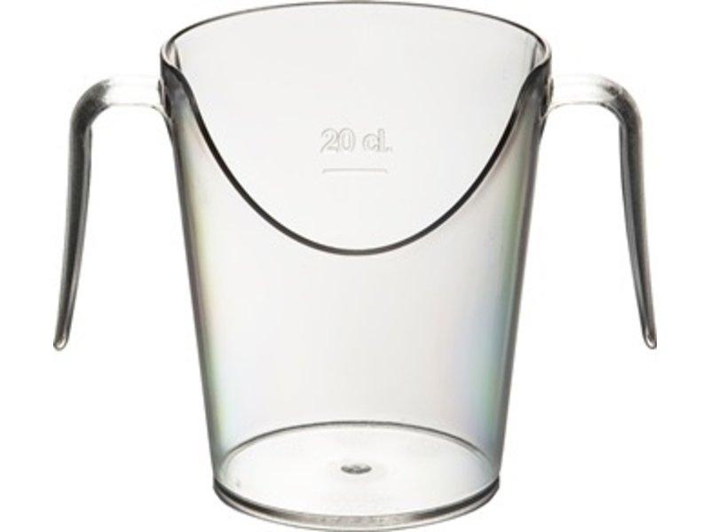 Nasalto nasal cup