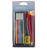 Chalk pen set with refills for neoprene