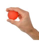 Oefenbal voor de hand klein