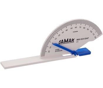 Flexie- hyperextensie vinger goniometer
