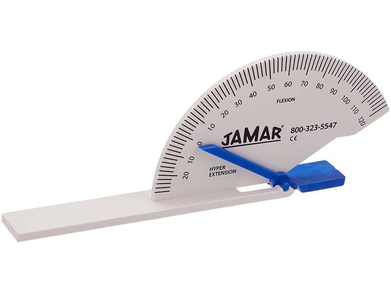 Flexie- hyperextensie vinger goniometer Jamar